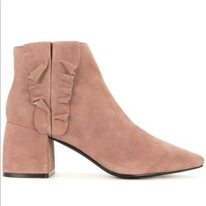 Senso Sloan II Boots - Pink Suede